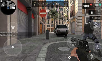 Critical Ops v0.6.4 Mod Apk (Unlimited Ammo)