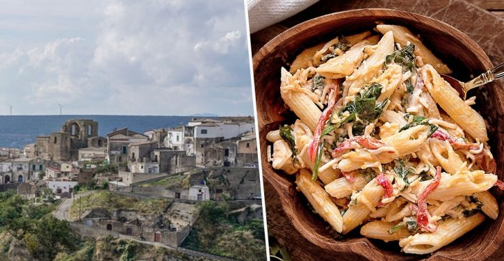 Airbnb Pays You To Eat Pasta And Live For 3 Months In A Village In Italy!