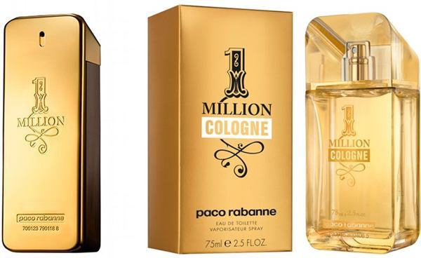 1 million cologne é bom