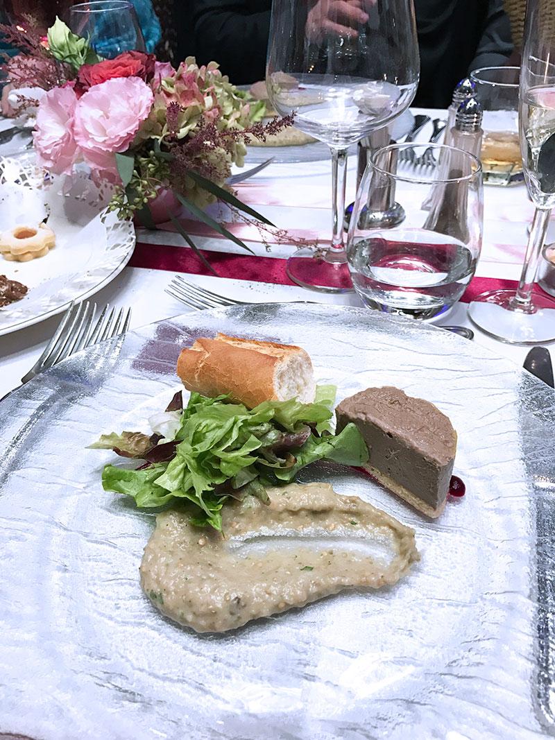 Budapest_Wedding_Hemingway_Restaurant_Food