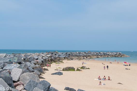 Playa Zurriola. 20 cosas para ver en Donostia