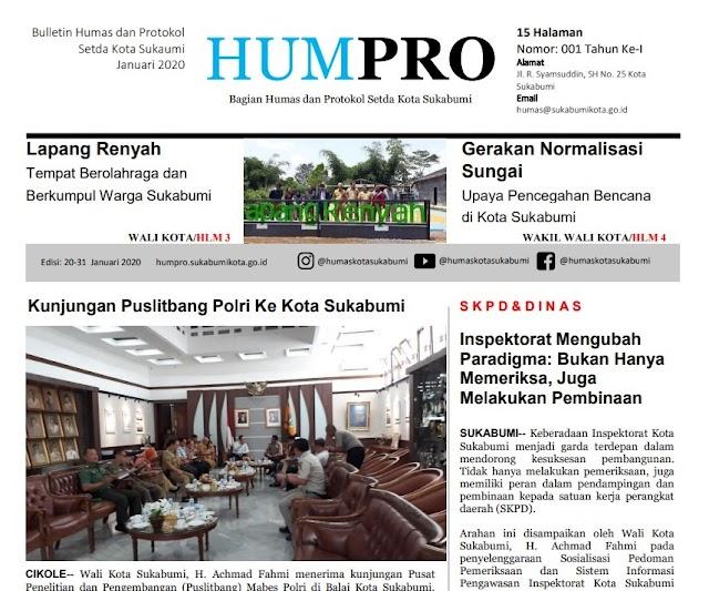 Bulletin Edisi 01 - 10 Juni 2020