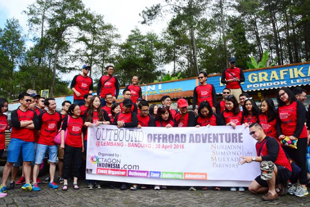 OUTBOUND OFFROAD DI LEMBANG | Lawyer Retreat