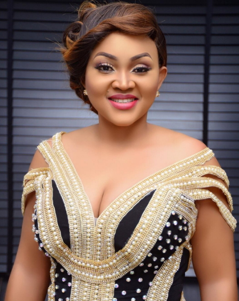 Mercy Aigbe Named The Most Stylish Actress Of The Year At
