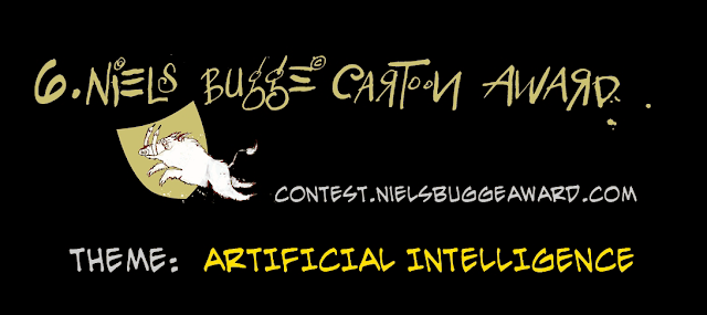 ... The Niels Bugge Cartoon award is going to be held this year 0c1c38da9ec92