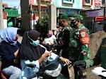 Hari Kedua PPKM di Kota Cimahi, Fokus di Wilayah Pusat Keramain