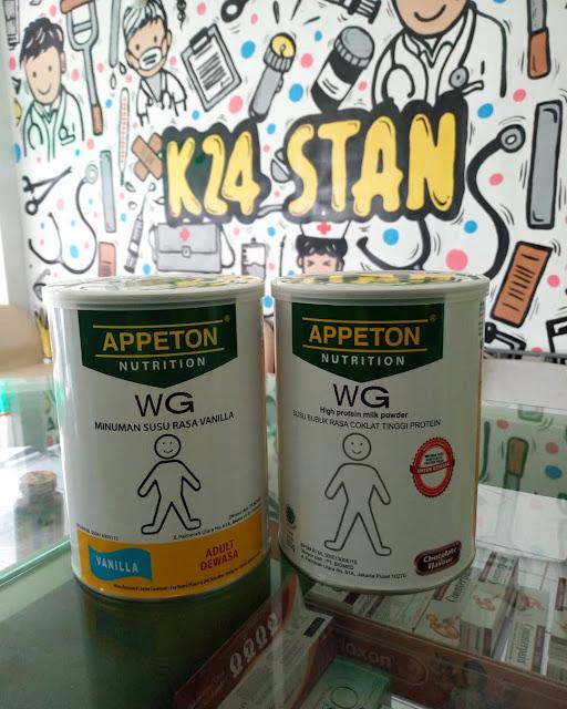 Appeton Weight Gain