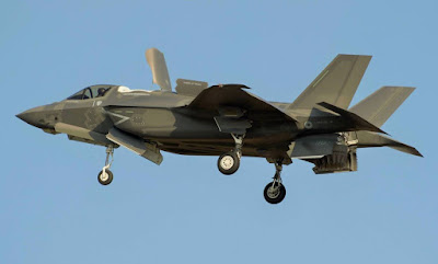 F-35B Stealth Fighter Jet