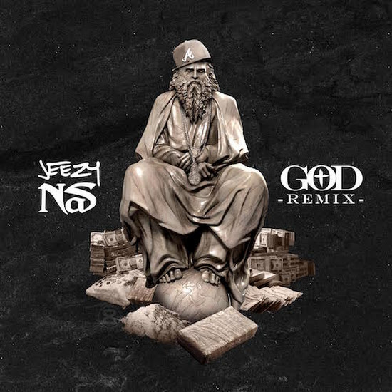 Jeezy - God (Remix) (Feat. Nas)