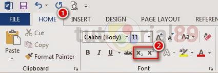 Cara mudah membuat symbol drajat pada word