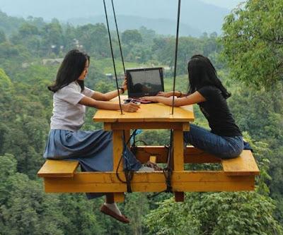 Ranggon Hills Halimun Salak