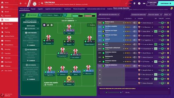 Football Manager 2020 PC Full Español