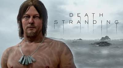 Jogo Death Stranding PS4 ou PS5 ?