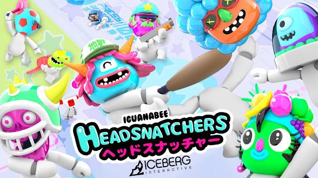Headsnatchers (Switch): jogo recebe anúncio oficial e já chega no próximo mês