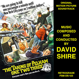 David Shire, The Taking of Pelham 1-2-3