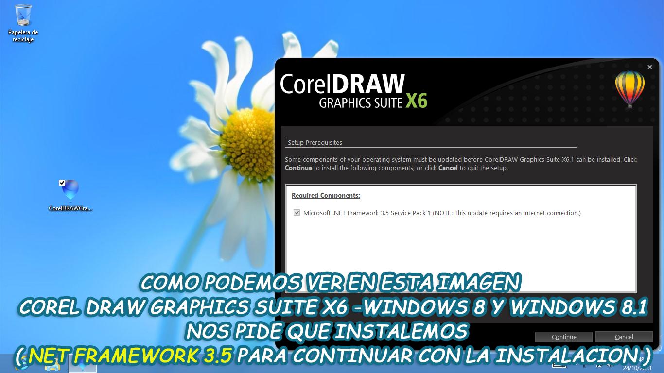 INSTALA NET FRAMEWORK 3.5 EN WINDOWS 8.1 CON UNOS SIMPLES PASOS - VideoTutorialsFX