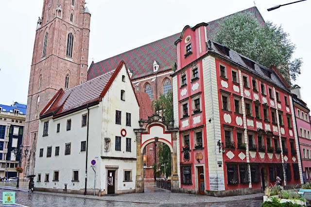 Hansel y Gretel en Wroclaw, Polonia