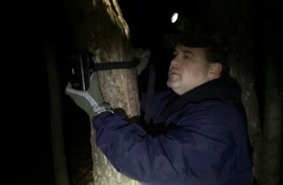 Ohio Bigfoot Hunters Set Up Trail Cams