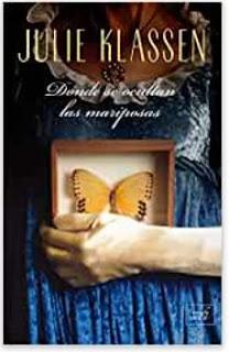 «Donde se ocultan las mariposas» de Julie Klassen