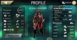 Game Play Profil Assassin's Creed Pirates MOD Apk + Data v2.9.0