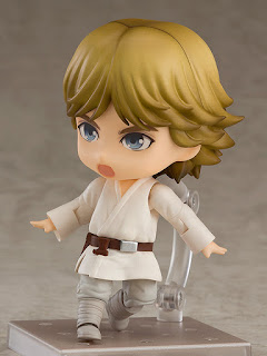 "Nendoroid Luke Skywalker de ""Star Wars  Episode 4: A New Hope"" - Good Smile Company"