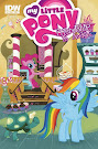 My Little Pony Friendship is Magic #4 Comic Cover B Variant