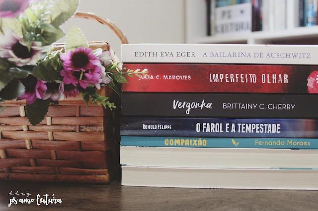 leituras do mês