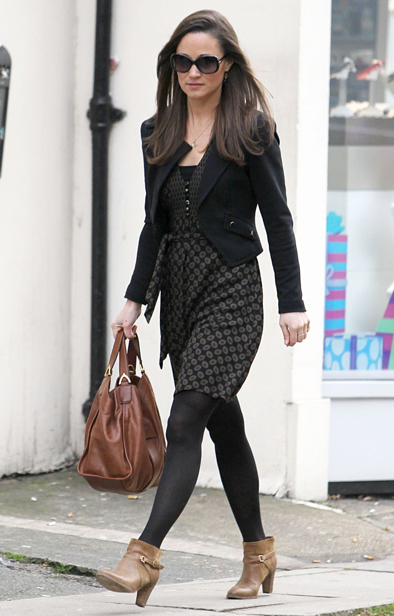 Multi Hose: Pippa Middleton