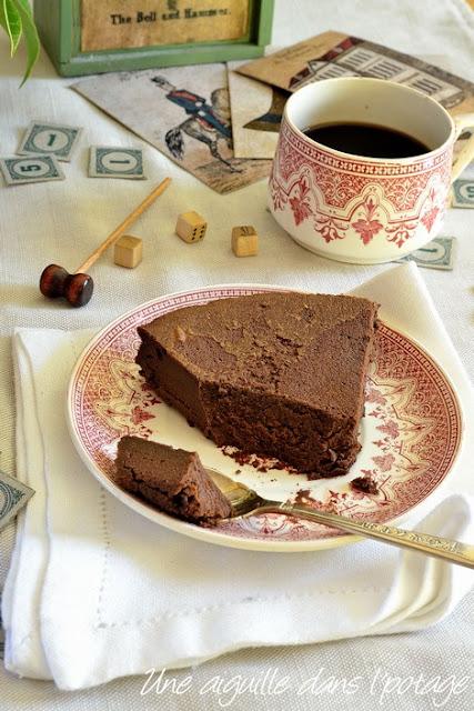 Fondant au chocolat ultra-léger (IG bas)