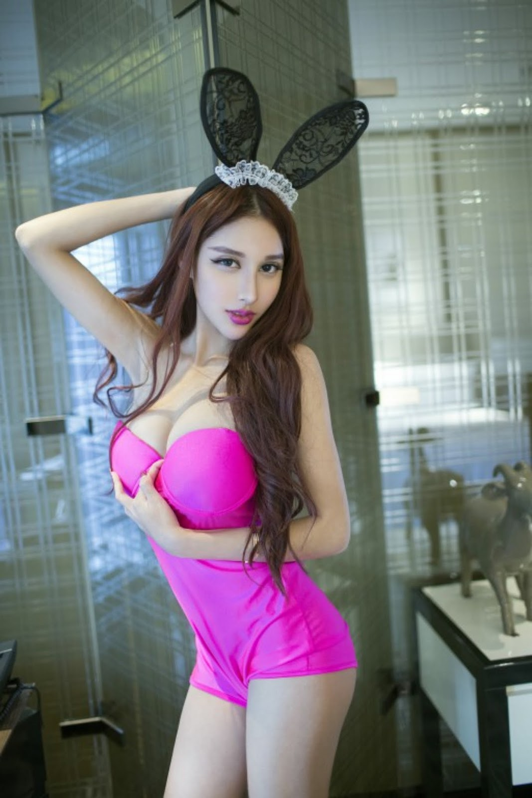 %25C2%25B1 %25C2%25B1 13 - Model Nude TUIGIRL NO.49 Beauty Body Tits