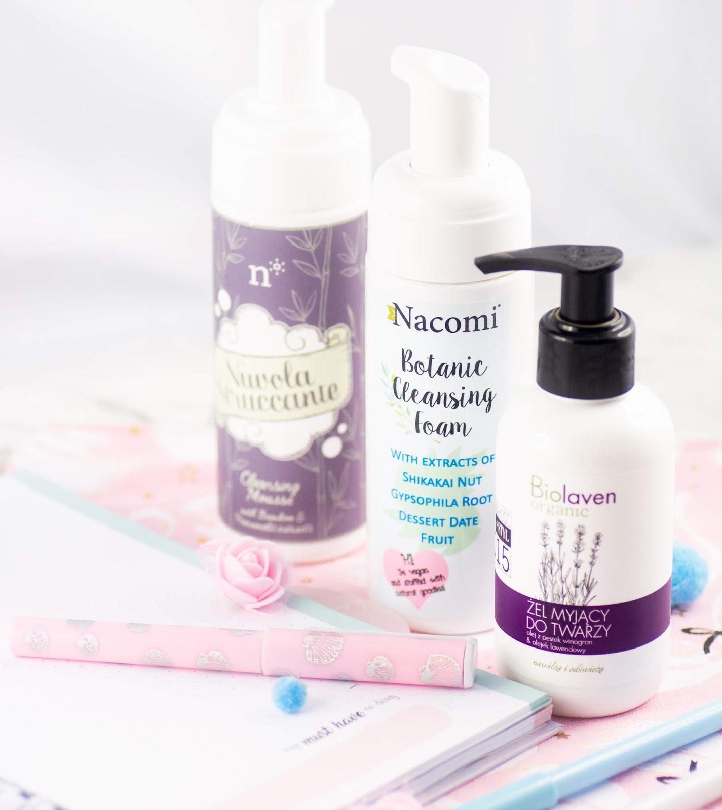 Tanie produkty do mycia twarzy z dobrym składem.