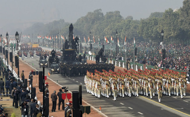 India Republic Day Parade 2018