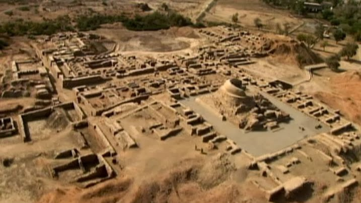 Decline of Bronze Age 'megacities' linked to climate change