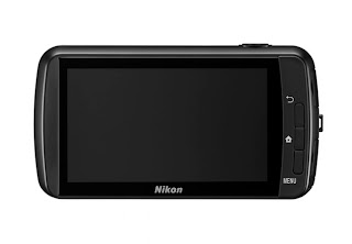 Nikon Coolpix S800c 3.5 Inch Touch Screen