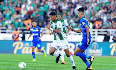 الرجاء يستكمل مشواره في الدوري المغربي بمواجهة قوية مع الدفاع الجديدي