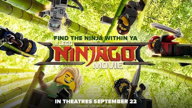 The LEGO Ninjago Movie (2017) Subtitle Indonesia BluRay 1080p [Google Drive]