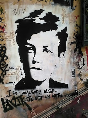 Arthur Rimbaud - photo inédite