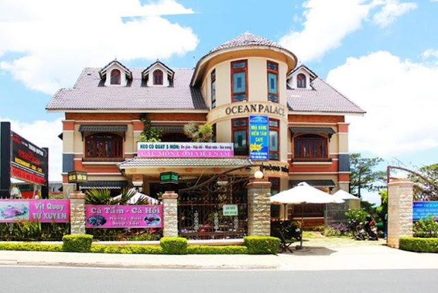Nhà hàng Ocean Palace