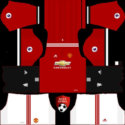 Manchester United Kits 2017/2018