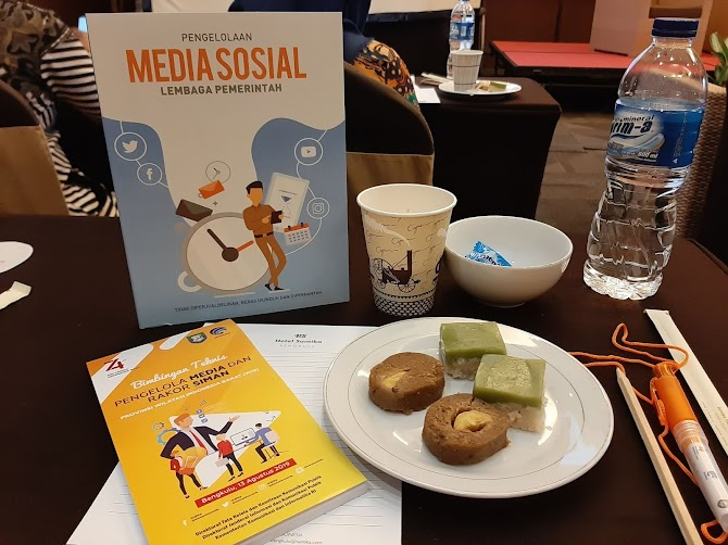 SIMAN, Sinergi Media Sosial Aparatur Negara