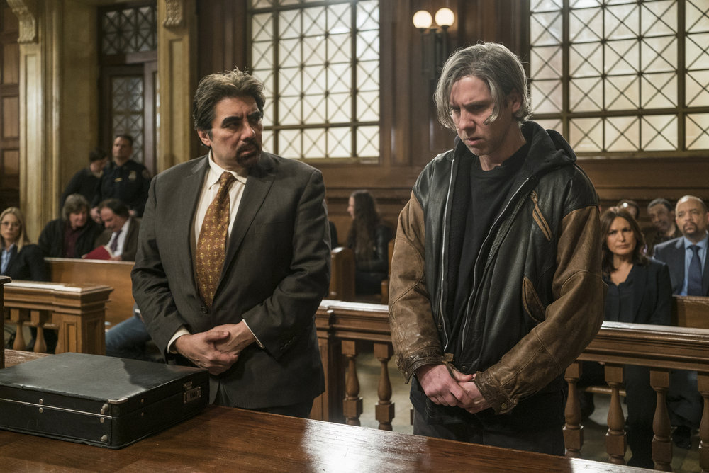 "All Things Law And Order: Law & Order SVU ""Sheltered ..."