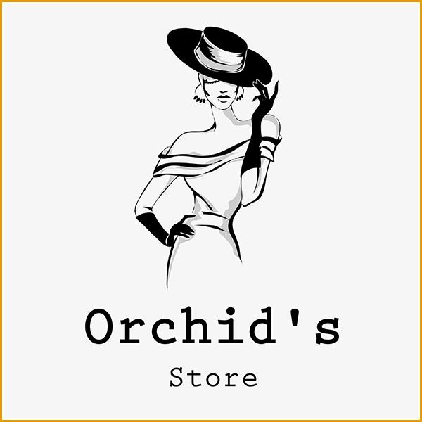 thiet ke avatar facebook orchid