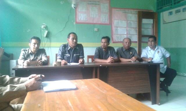 Delapan Anggota Dewan Dapil-1 Gelar Reses