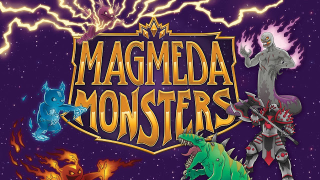 Magmeda Monsters Kickstarter Review