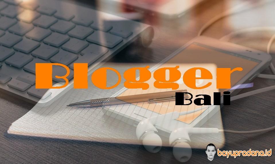 Komunitas Blogger Bali