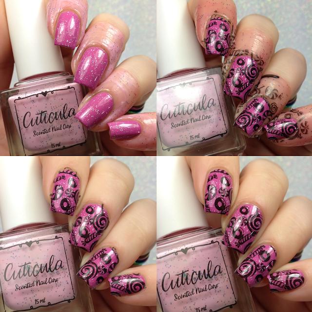 Cuticula-Gummy Bears Nail Tape