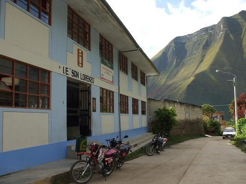 Colegio SAN LORENZO - Socota