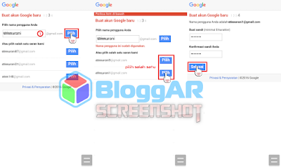 4 Tahap Mudah dan Cepat Buat Akun Google di Handphone