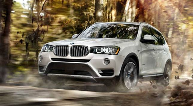 2018 BMW X3 xDrive sDrive Review