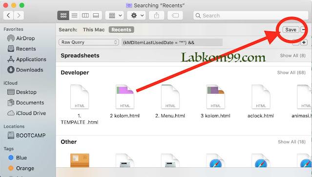 Cara Mencari File Tersembunyi Di MacBook
